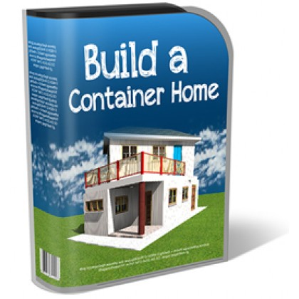 New: Build A Container Home - Green Product Paying