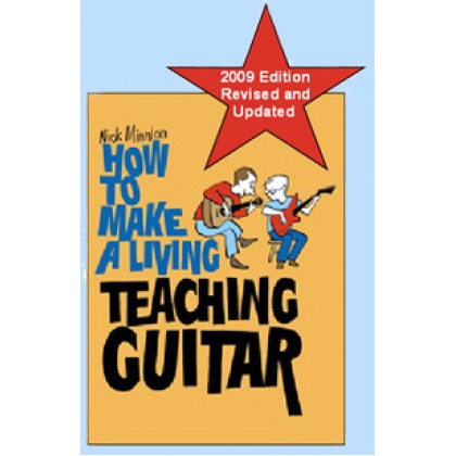 Topselling Ebooks On How To Teach Guitar