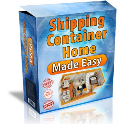 Shipping Container Home Made Easy