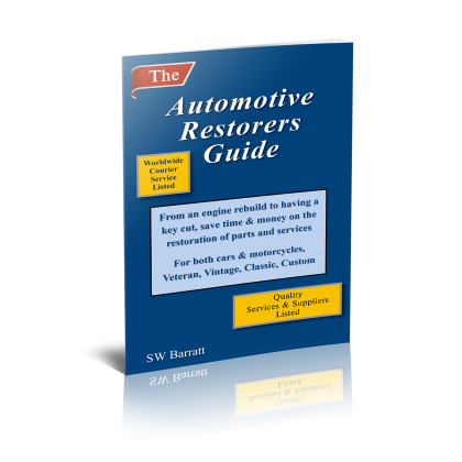 The Automotive Restorers Guide