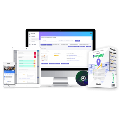 Mapify360 - Awarded Lead Finding Software