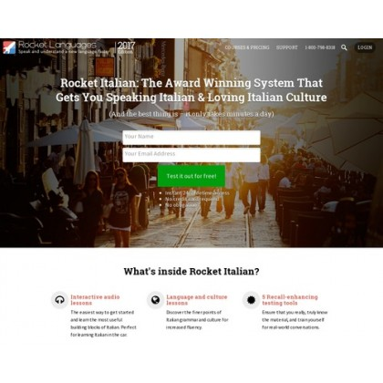 Rocket Spanish: Earn Top Dollar Selling A Product That People Love!