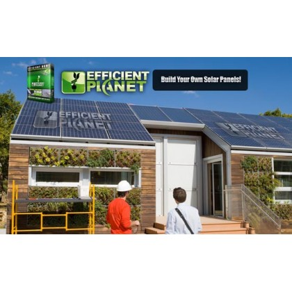 Efficient Planet - Hot New Guide To Efficient Living & Home Business.
