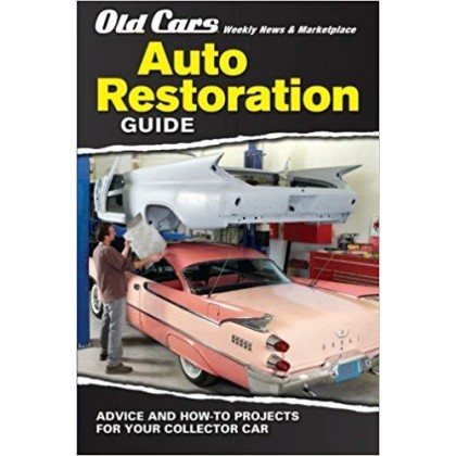 Old Cars Weekly News & Marketplace - Auto Restoration Guide