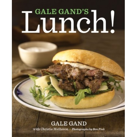 Gale Gand`s Lunch..