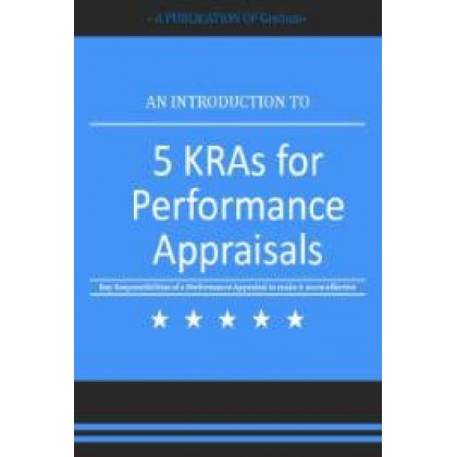 5 KRA for Performance Appraisals to Make it Effective