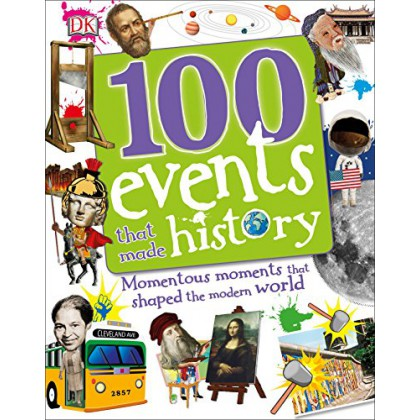 100 Events That Made History: Momentous Moments That Shaped the Modern World