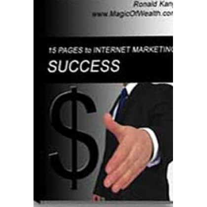 15 Pages to Internet Marketing Success